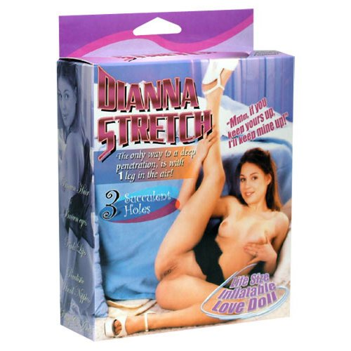 You2Toys Dianna Stretch Liebespuppe