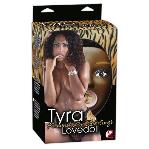 You2Toys Tyra Lovedoll schwarze Puppe
