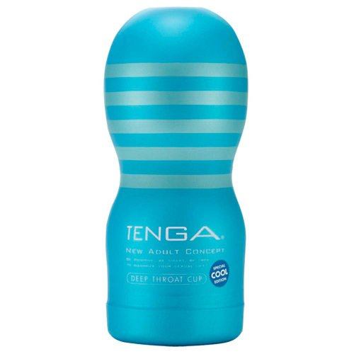 Tenga Tenga Cool Deep Throat Cup