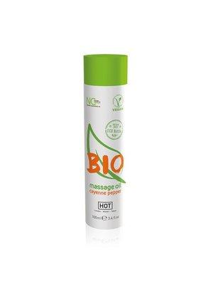 HOT Bio HOT BIO Massageöl Cayenne Pfeffer - 100 ml