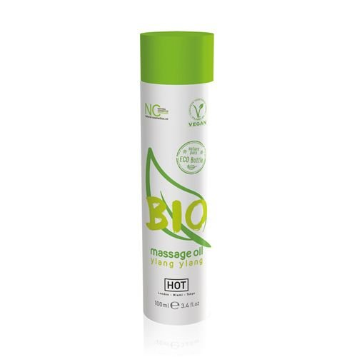 HOT Bio HOT BIO Massage Oil Ylang Ylang - 100 ml