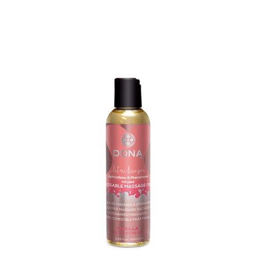 Dona-by-Jo Dona Kissable Massage oil Vanilla