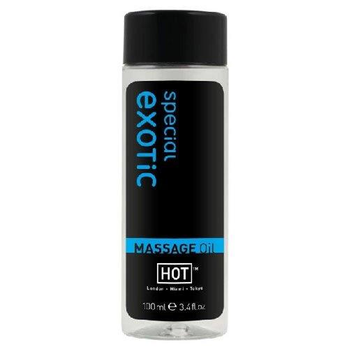 HOT HOT Massage-Öl Exotic 100 ml