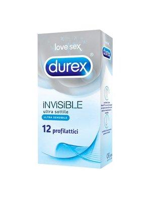 Durex Durex Invisible Extra Sensitive - 12 Stück