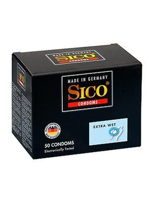 Sico Sico Extra Wet Kondome - 50 Stück