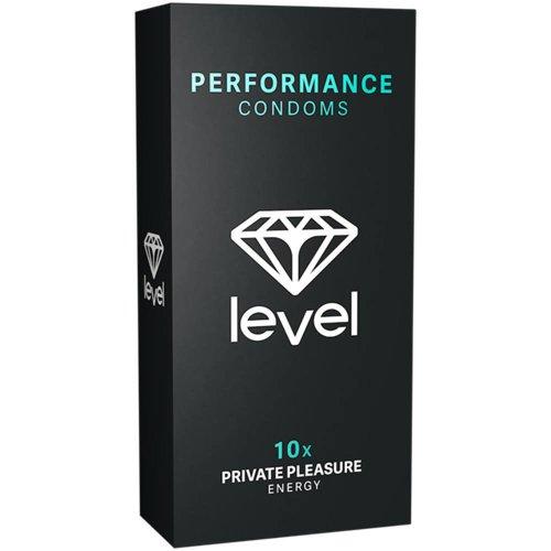 Level Performance Kondome - 10 Stück