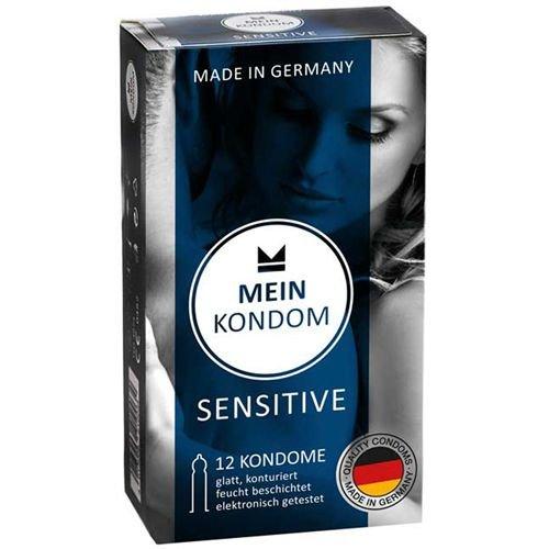 MEIN KONDOM Mein Kondom Sensitive - 12 Kondome