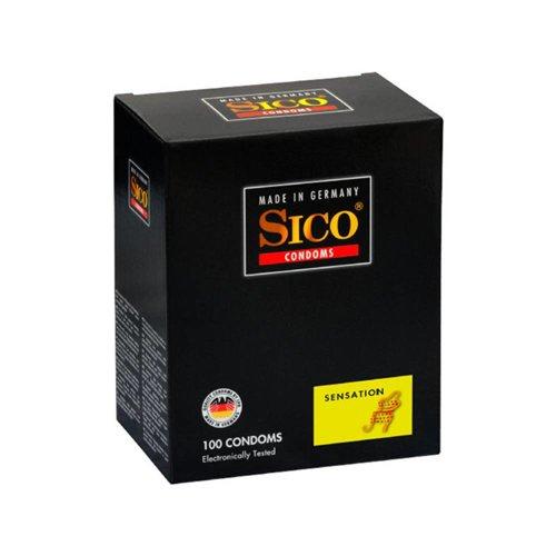 Sico Sico Sensation - 100 Kondome
