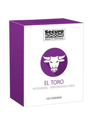 Secura Kondome Secura El Toro Kondome - 100 Stück