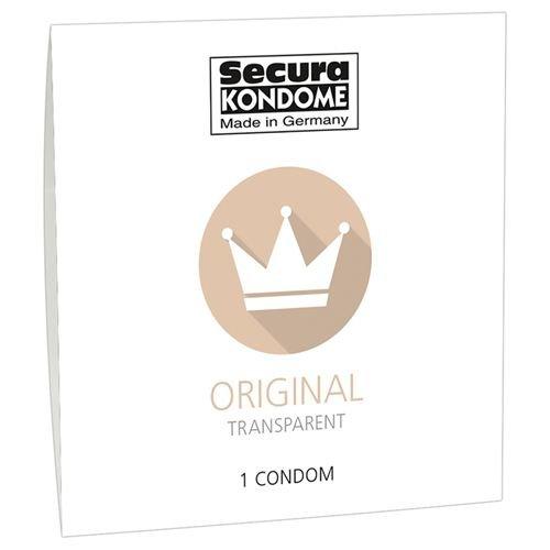 Secura Kondome Secura Original Kondom - 1 Kondom