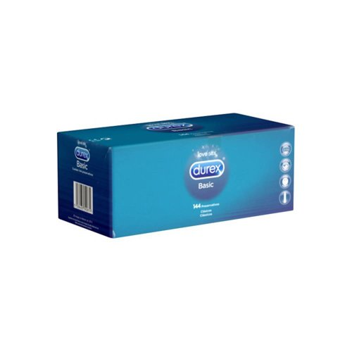 Durex Durex Natural (Basic) Kondome 144 Stück