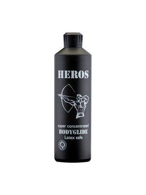 Asha International Heros Siliconen Gleitgel - 500 ml
