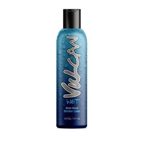 Vulcan Vulcan Wet Water-Based Stroker Gleitgel- 117 ml