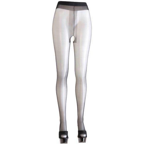 Cottelli Collection Strumpfhose ouvert