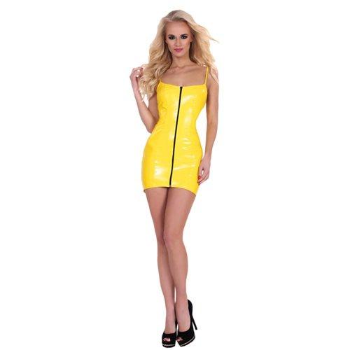 Guilty Pleasure GP Datex Kleid mit Reißverschluss vorne