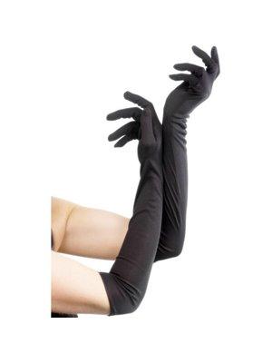 Fever Lange Handschuhe in Schwarz