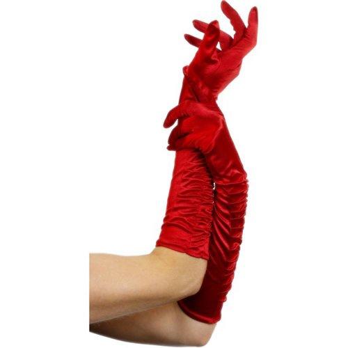 Fever Die Handschuhe von Fever sind lang und reichen bis zum Ellenbogen. Sie fühl