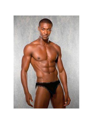Doreanse Unterhose Kontrast Schwarz