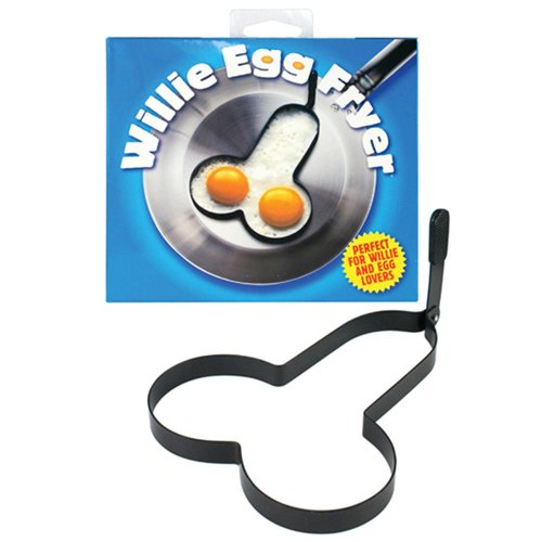 Lovelight By TOYJOY RUDE SHAPED EGG FRYER WILLIE