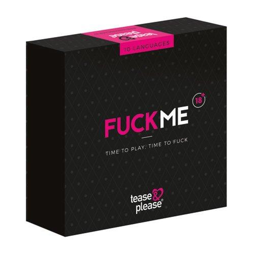 Tease & Please Fuck Me Spiel