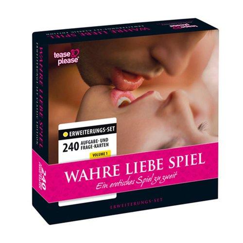 Tease & Please WAHRE LIEBE SPIEL ERWEITERUNGS-SET (DE)