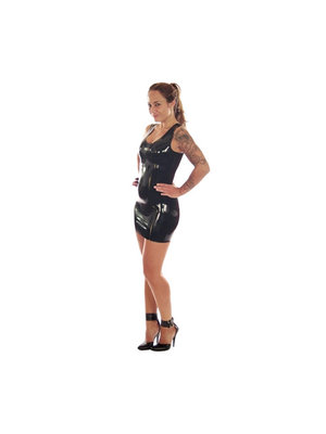 Latex2wear Mini-Kleid aus Latex