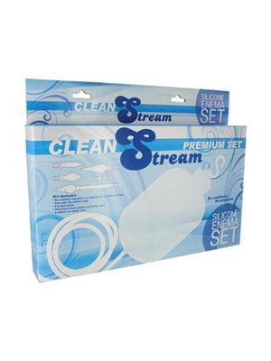 CleanStream Premium Silikon Set