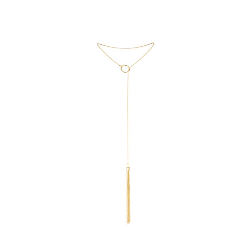 Bijoux Indiscrets Magnifique Tickler Anhänger - Gold