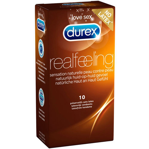 Durex Durex Real Feeling - 10 Stück