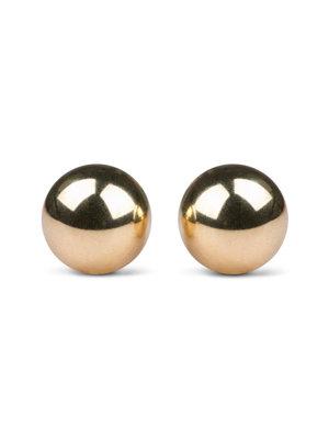 Easytoys Geisha Collection EasyToys Ben Wa Liebeskugeln 22 mm in Gold