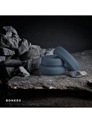 Boners Boners 3 Ring kit (flat rings)