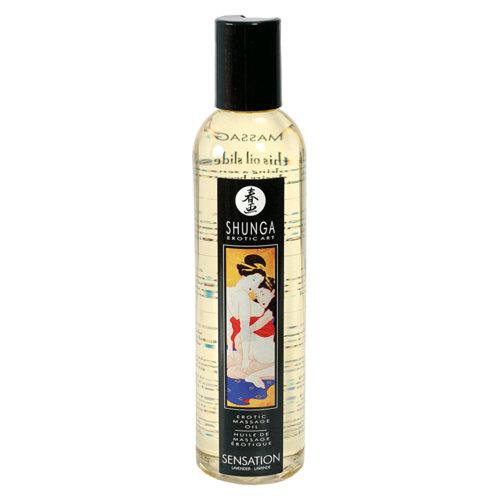 Shunga Shunga - Massageöl Sensation