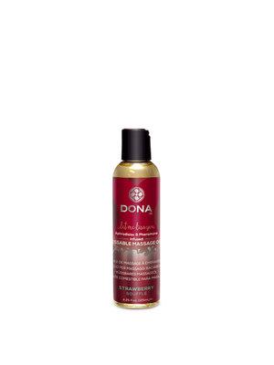 Dona-by-Jo Dona Kissable Massageöl Erdbeere