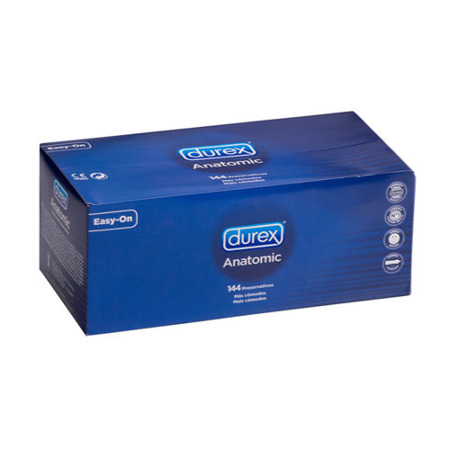 Durex Durex Anatomic Kondome - 144 Stück