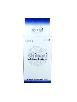 Shibari Shibari Kondome beschichtet - 12 Stück