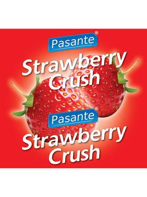 Pasante Pasante Kondome mit Erdbeergeschmack 144 Stück