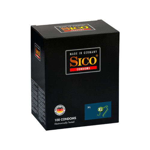 Sico Sico XL - 100 Kondome