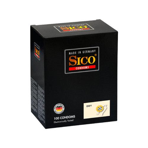 Sico Sico Dry - 100 Kondome
