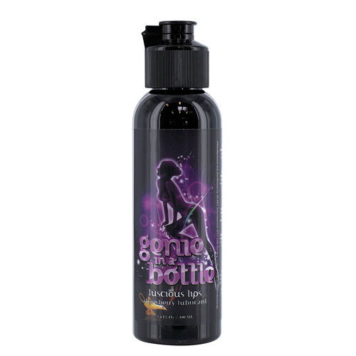 Genie in a Bottle NA GENIE M Lube EU 100ml - LUSCIOUS LIPS