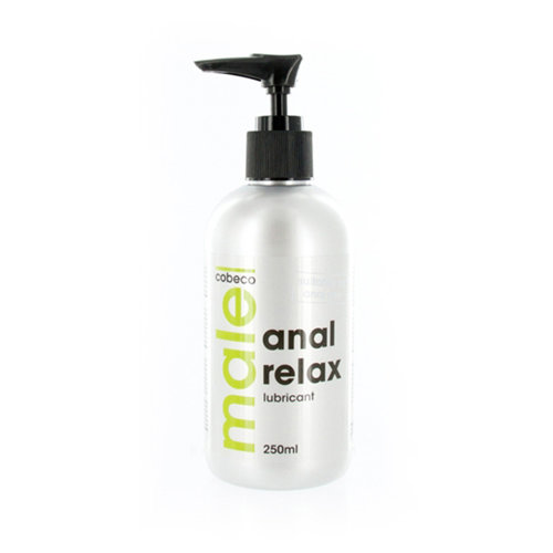 male MALE - Anal Relax Lubricant (250ml)
