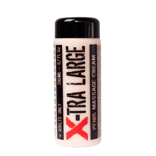 Ruf XL Penis-Massagecreme