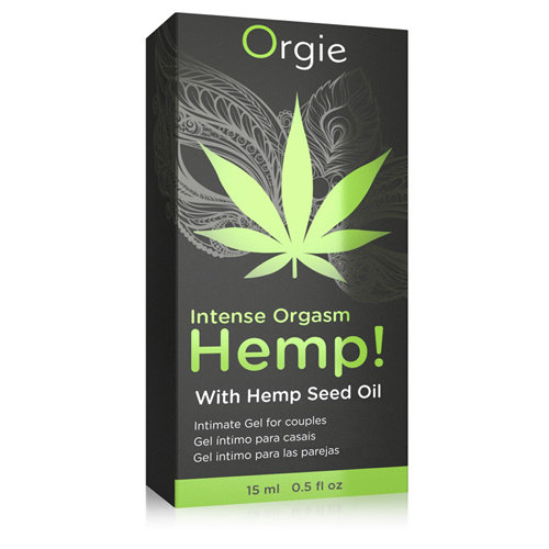 Orgie Intense Orgasm Hemp Gel - 15 ml