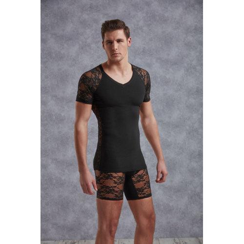Doreanse Doreanse T-Shirt Men - Black