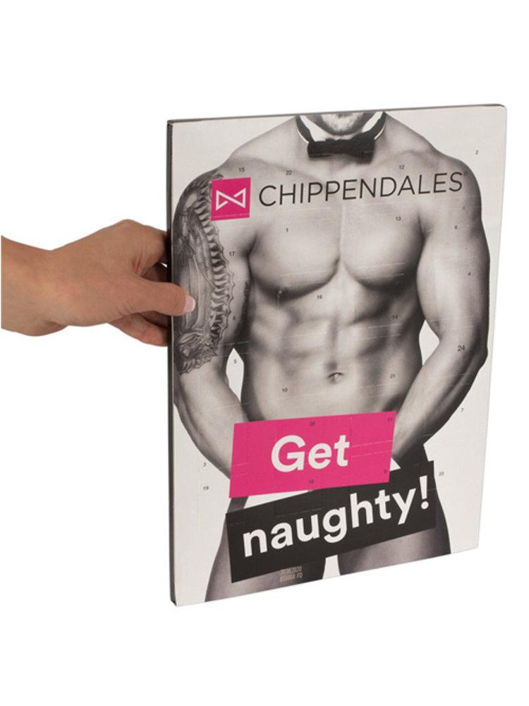 You2Toys Schoko-Adventskalender Chippendales