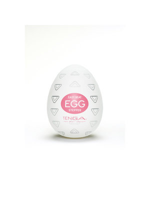 Tenga Tenga Egg - Stepper