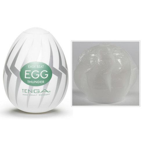Tenga Tenga Egg - Thunder