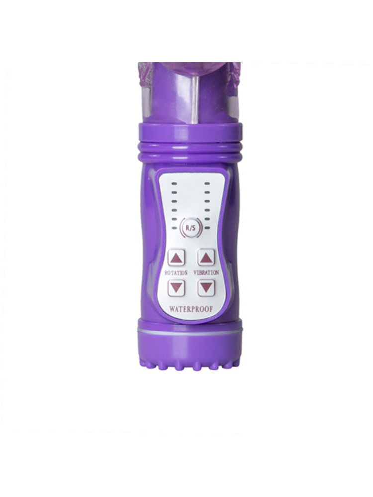 Easytoys Vibe Collection Butterfly Vibrator in Violett