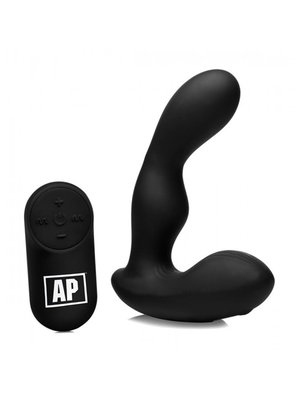 Alpha-Pro P-Stroke Prostatastimulator mit streichelndem Schaft