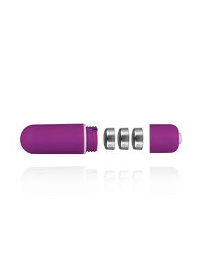 Easytoys Mini Vibe Collection Bullet-Vibrator mit 10 Geschwindigkeiten - Lila