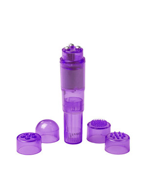 Easytoys Mini Vibe Collection Easytoys Pocket Rocket in Violett